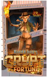 Raider Jane Crypt